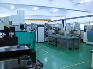 EDM y wire machine